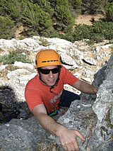 Climbing in Spain
