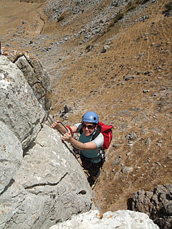 Scrambling + Via Ferrata in Spain